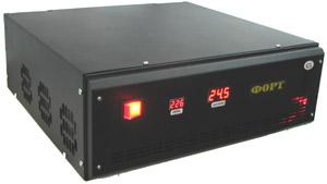 Источник бесперебойного питания ФОРТ F45 (Мощность 3000Вт / Пусковая 4500Вт)